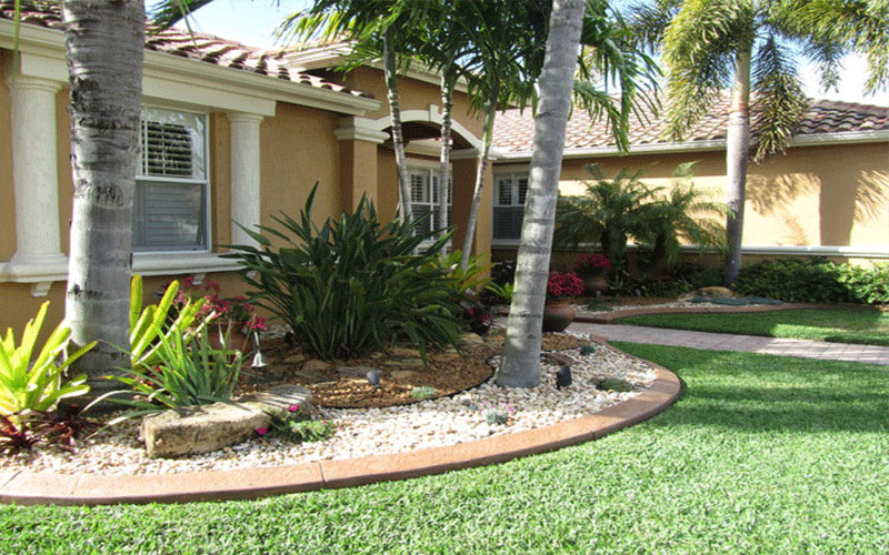 Landscape designers north fort myers for Landscaping rocks fort myers fl